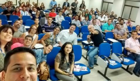 Sílvio Meira ministra palestra sobre inovação e criatividade