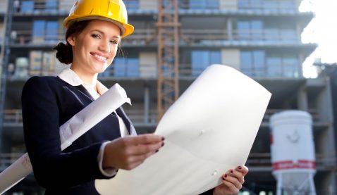 Mulheres conquistam cada vez mais espaço na Engenharia Civil