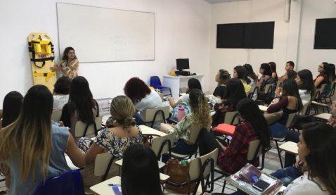 IV Jornada de Fisioterapia reúne alunos e profissionais na unidade Caxangá II