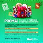 Grupo Tiradentes abre inscrições para o ProMAI 2019.1