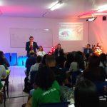Tiradentes Talks traz palestra para Aula Magna da Unidade de Casa Amarela
