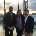 Unit-PE participa de vento promovido por Consulado Americano, no Recife.