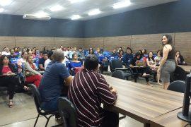 NPJ realiza cerimônia de posse dos 97 novos estagiários