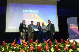 Unit é primeiro lugar no Prêmio IEL de Estágio 2019