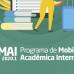 Abertas as inscrições para o Programa de Mobilidade Acadêmica Internacional (ProMAI)