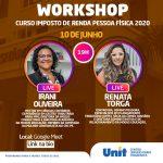 Unit Pernambuco segue com Programação de Lives durante o mês de junho