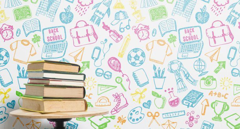 Os conceitos de educação socioemocional estão presentes na Base Nacional Comum Curricular (BNCC) <a href='https://br.freepik.com/psd/fundo'>Fundo psd criado por freepik - br.freepik.com</a>